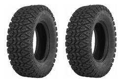Carlisle All Trail Front Tires - 25 X 8 X 12 - 2002-2008 Yamaha 660 Grizzly