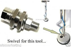 Carpet Cleaning - Swivel Replacement For Tile And Grout Tool