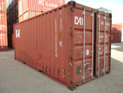 Listing For Ebay User Wladimirkk For 40ft Used Wwt Container Baltimore, Md