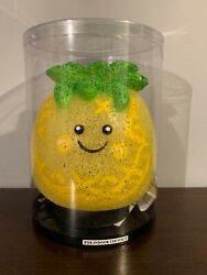 7 Inch Pineapple Sparkle Lamp Brand New