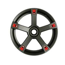 Canam Ryker Wheel Accent Adrenaline Red P/n - 219400920