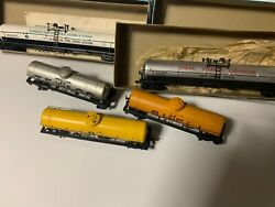 Athearn Andlsquo62 Tank Car 1530 1524 Tyco Train Dome Tanker Ho Gauge Shell Texaco