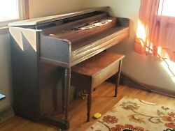 1942 Lester Upright Piano - Betsy Ross Spinet - Used Will Need Tlc.andnbsp