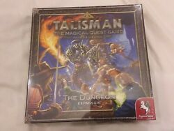 Talisman 4th Edition The Dungeon Expansion