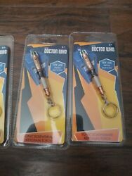 Bbc Doctor Who Sonic Screwdriver Keychain 2009 11th Doctor Each Listing Is For 2