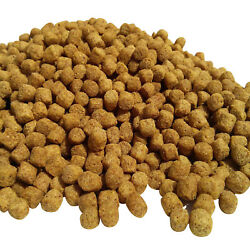 51-lbs 7/32-1/4 Floating Koi And Pond Pellets With Free Krill And Silk Worm