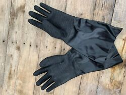 Bbq Grill Insulated Waterproof Oil Heat Resistant Neoprene Coating Gloves 17inch