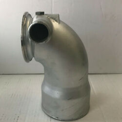 119574-13530 Stainless Steel Mixing Elbow For All Yanmar 6lya
