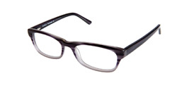 Red Paris Rp615 Grey Small Square Full Rim Rx Eyeglasses Frames Unisex 49-18-135