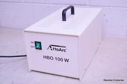 Carl Zeiss Attoarc Microscope Varaible Lamp Hbo 100w Power Supply