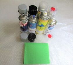 Color Match Touch Up Spray Can Paint For 2005 - 2012 Mercedes - Benz E300 E350