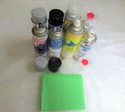 Color Match Touch Up Spray Can Paint For 2005 - 2012 Mercedes - Benz E 320 55 63