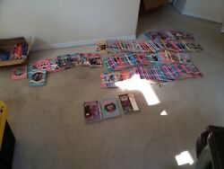 Sweet Valley Twins Huge Private Collection Approx 1-90+super And Magna Editions