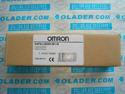 1pc New Omron Model E4pa-ls200-m1-n One Year Warranty Fast Delivery