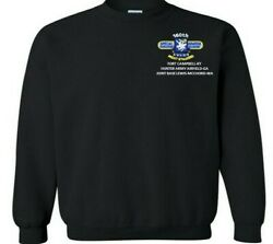 160th Special Operations Hunter-mccord Embroidered Polocrewneckhoodiezipper