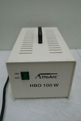 Carl Zeiss 911422-9901 Atto Arc Hbo 100w Variable Intensity Lamp Control