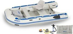 Sea Eagle 10.6sr Swivel Seat Floorboard Package Inflatable Sport Runabout Boat