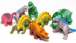 Museum Of The Rockies Dinosaur Toys 1990 Gift Shop Action Figures