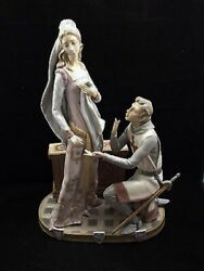 Lladro Camelot Figurine 1458 Limited Edition