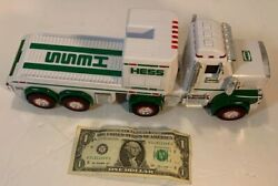 Hess 2013 Toy Truck Tractor Hauler W/lights/sounds Very Good Condition Tested