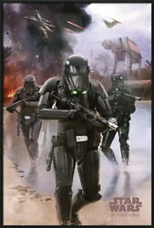 92107 Star Wars Rogue One Movie Death Troopers Beach Decor Laminated Poster Us
