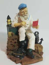 Vintage OLD SALTS Collection quot;Ships Logquot; 1995 Beachcombers Intl. 1994 RARE