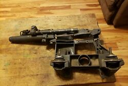 911760 Omc Cobra Power Steering Actuator Cylinder And Plate