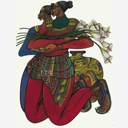 More Lilies Sold Out Limited Edition 2500 By Charles Bibbs