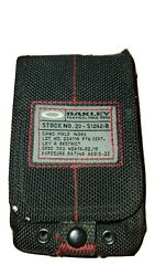 Oakley iPod Classic AP Belt Clip Case Used Rare Vintage Adaptable Payload SI $22.00