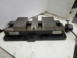 Chick Double Lok Bl 6 Machine Vise For Bridgeport Type Mills Or Vmc's
