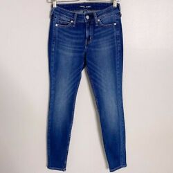 Calvin Klein Jeans Mid-Rise Super Skinny Jeans Size 26 #297 $15.00