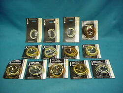 New Lot Of 13 Taylor Cable Auto Trailer Wiring Electrical Connector Accessory