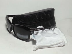 Oakley Women Sunglasses Black with carry case and pouch $93.95