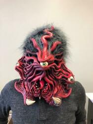 Octopus Face A Be Something Studios Classic Collector Edition Mask