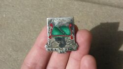 Ww2 Us Army Military 716th Military Police Mp Battalion Sterling Di Pin