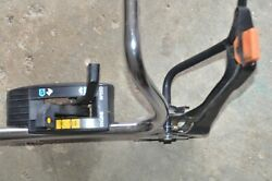 Honda Hr214 Upper Handle, Clutch And Stop Lever, Control Throttle Assembly