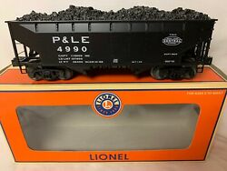 Lionel Die Cast Pittsburgh Lake Erie Offset Coal Hopper 6-17070 New York Central