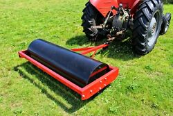 Fr6 - Field Roller 6ft Wide - For Compact Tractors Atvand039s And 4x4and039s