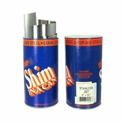 6 X 50 .007 Stainless Steel Shim Stock Ssn7