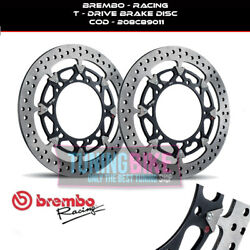 Brembo Brake Disc T-drive For Ducati Panigale 1199 S 13-14
