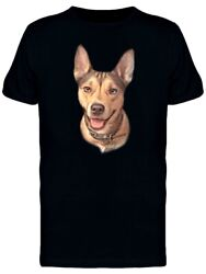 Cute Puppy Realistic Photo Tee Men's -Image by Shutterstock $10.99