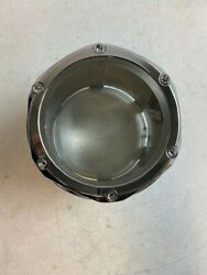 Fuel Offroad 1003-52 Chrome Open Ended Wheel Center Cap