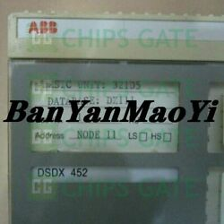 Fedex Dhl Used Dsdx 451 Dsdx452 Abb Control Module Tested In Good Condition
