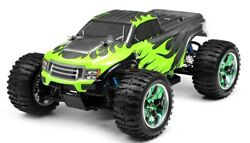 1/10 2.4g Exceed Rc Infinitive Ep Off-road Truck Brushless Motor Esc Dd Green