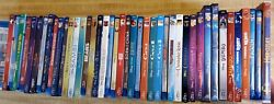 Ultimate Disney Movie Blu-ray/dvd Collection 130+ Movies Most Discs Never Used
