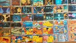 Pokemon The First Movie Topps Cards You Pick And Choose Read Description
