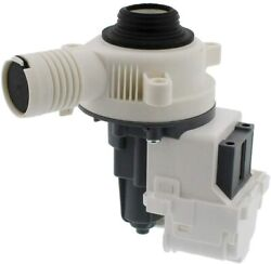 W10661045 Washer Drain Pump For Whirlpool, Kenmore Wpw10661045, W10614033