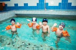 The largest network of swimming schools for children in the CIS and Europe