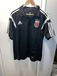 Retro Rare New No Tags Official Adidas Dc United Jersey Xl Size Extra Large