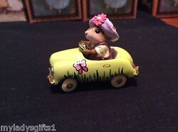 Wee Forest Folk Special Charity Jungle Butterfly Pedal Pusher Car Only 12 Made